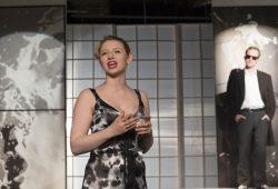 Theater fact zeigt eine ganz intime Sommernacht für zwei Super-Egoisten. Foto: Theater fact