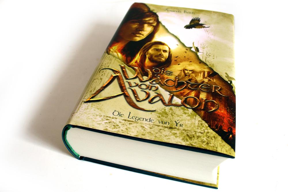 Amanda Koch: Die Wächter von Avalon. Die Legende von Yr. Foto: Ralf Julke