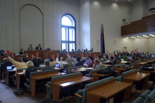Antrag über Wohnungslosen-Projekte wird einstimmig befürwortet. Foto: L-IZ.de
