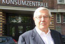 Aufsichtsratsvorsitzender Wolfgang Wille. Foto: Matthias Weidemann
