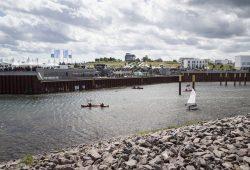 Der Zwenkauer Hafen wird wieder Schauplatz der Feier. Foto: SSZ Sächsisches Seebad Zwenkau GmbH & Co. KG