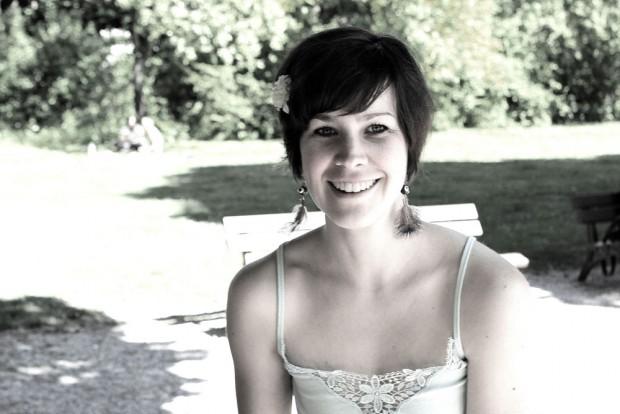 Musikerin und Sängerin Carolin Greiner. Foto: Volly Tanner