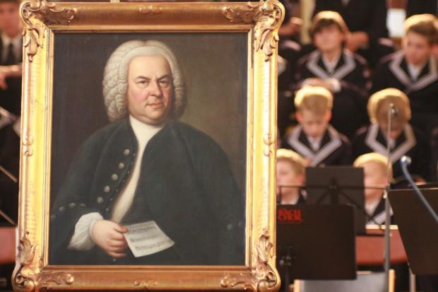 Das Bach-Portrait von Elias Gottlob Haußmann aus dem Jahre 1748. Foto: Alexander Böhm