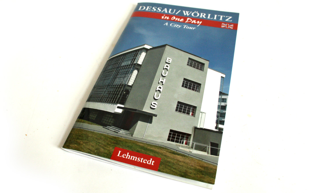 Kristina Kogel: Dessau / Wörlitz in One Day. Foto: Ralf Julke