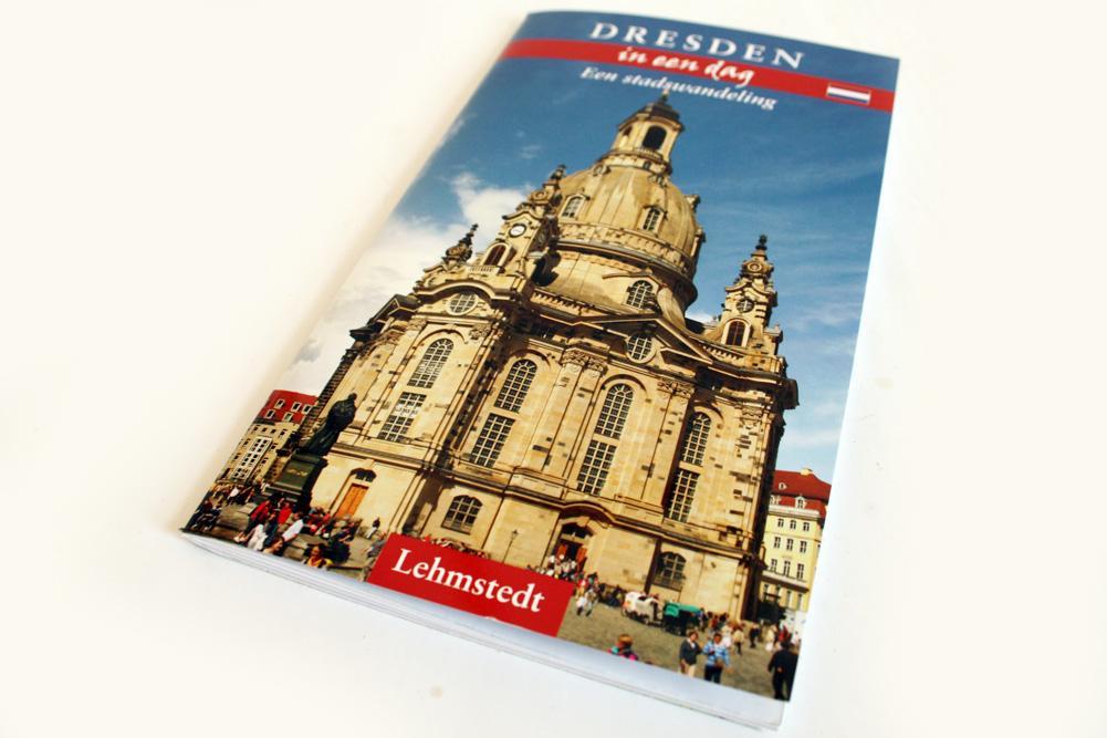 Doris Mundus: Dresden in een dag. Foto: Ralf Julke