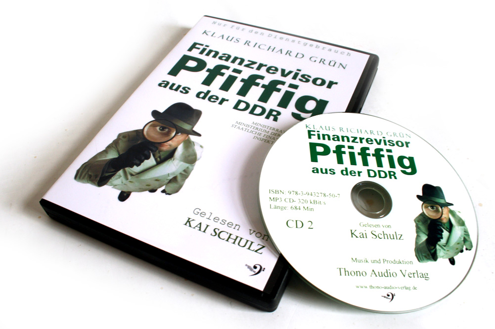 Klaus Richrard Grün Nun auch auf CD: