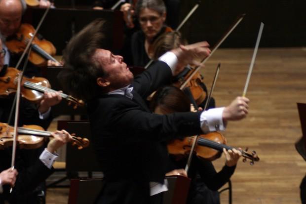 Dirigent Michele Mariotti. Foto: Alexander Böhm