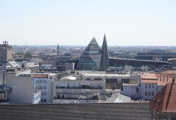 Blick Richtung Augustusplatz. Foto: Ernst-Ulrich Kneitschel