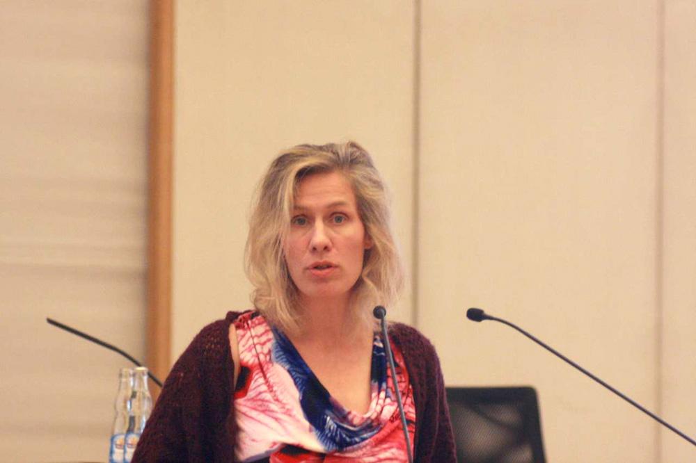 Katharina Krefft (Die Grünen). Foto: L-IZ.de