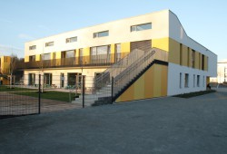 Kindertagesstätte in der Goyastraße. Foto: Ralf Julke