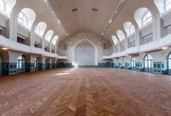 Großer Saal der Kongresshalle. Foto: Leipziger Messe
