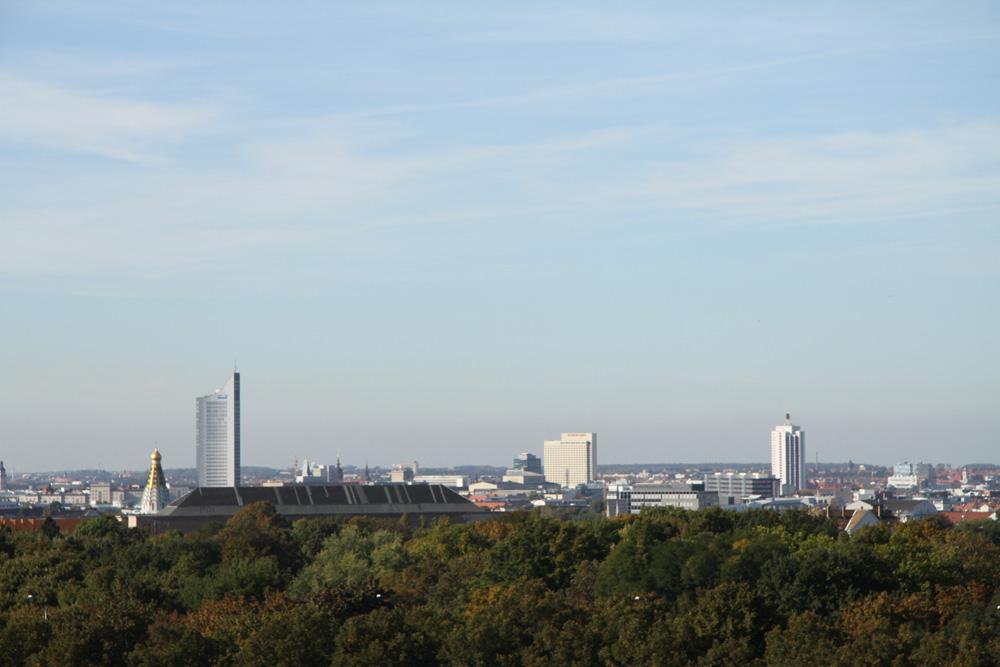 Leipzig darf sich auf einen schönen Sommer freuen. Foto: Matthias Weidemann