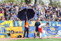 """Lok hat sensationelle Fans"". Foto: Bernd Scharfe"