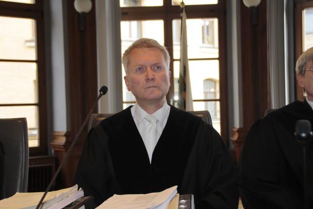 Die 8. Strafkammer unter Vorsitz von Rüdiger Harr (Foto) setzte den Prozess am Dienstag aus. Foto: Martin Schöler