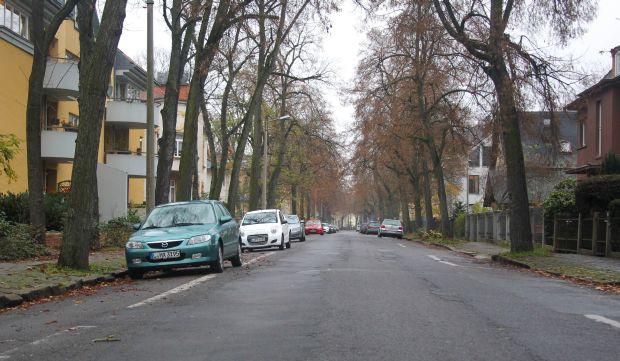 Die Otto-Schmiedt-Straße in Leipzig, Leutzsch. Foto: Jan Kaefer