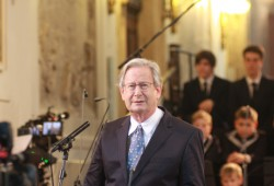 Präsident des Bach-Archivs Sir John Eliot Gardiner. Foto: Alexander Böhm