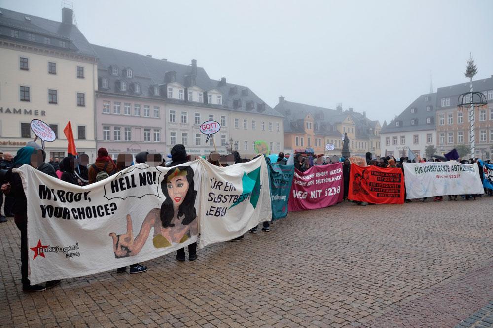 Foto: Pro Choice Sachsen