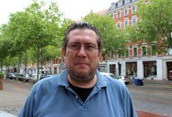 Christoph David Schumacher. Foto: Volly Tanner