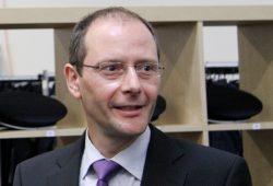 Innenminister Markus Ulbig. Foto: Matthias Weidemann