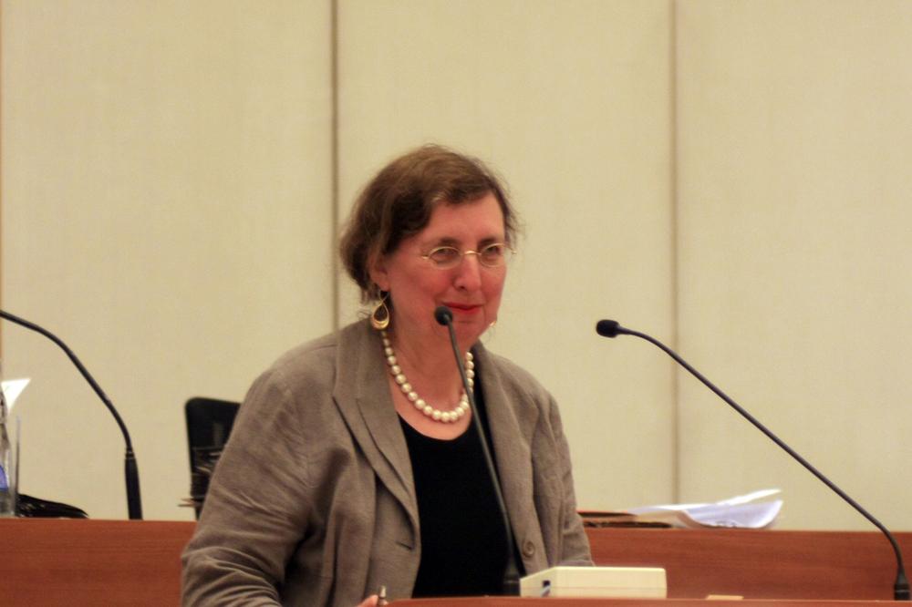 Bürgermeisterin Dorothee Dubrau. Foto: L-IZ.de