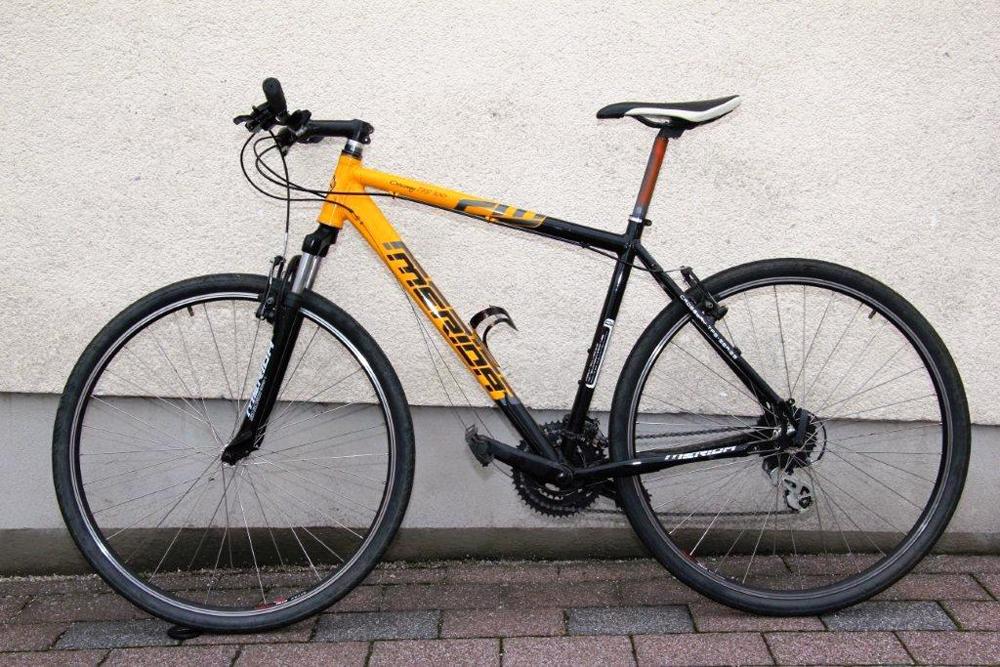 Wem gehört dieses Fahrrad? Foto: PD Leipzig