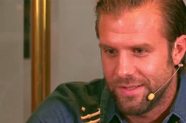 Fc International - Trainer und Mitbegründer Heiner Backhaus (hier bei Heimspiel TV) Foto: hfm-tv.de