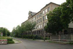 Die ehemalige Hermann-Liebmann-Schule in der Ihmelstraße. Foto: Ralf Julke