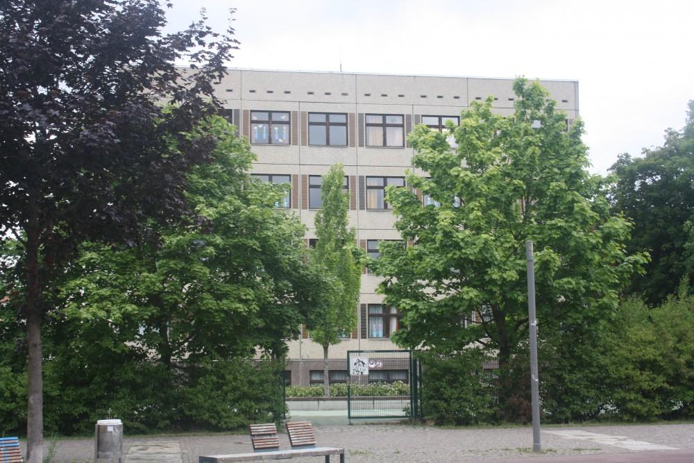 Grundschule am Rabet. Foto: Ernst-Ulrich Kneitschel