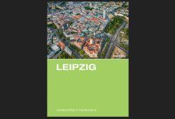 Leipzig. Eine landeskundliche Bestandsaufnahme im Raum Leipzig. Cover: Böhlau Verlag