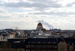 Blick über Leipzig Richtung Süden. Foto: Michael Freitag