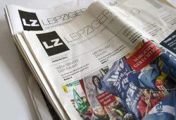 Seit dem Frühjahr Woche für Woche mit viel Engagement gemacht: die Leipziger Zeitung. Foto: Ralf Julke