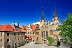 Dom Merseburg. Foto Dr. Wolfgang Kubak, Saale-Unstrut-Tourismus e. V.
