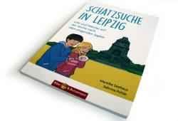 Mareike Seehaus, Sabrina Pohle: Schatzsuche in Leipzig. Foto: Ralf Julke