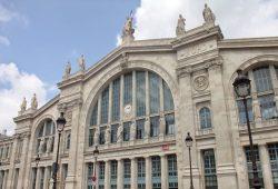 Noch unübersichtlicher als der Leipziger und Berliner Hauptbahnhof: der Pariser Gare du Nord. Foto: Patrick Kulow