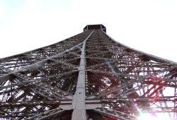 La Tour Eiffel - der Pariser Eiffelturm ist wohl das Hauptziel für Besucher der Stadt. Über 7 Millionen Menschen kommen jedes Jahr hierher. Kein Wunder ... Foto: Patrick Kulow