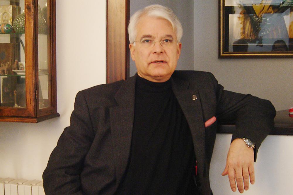 Prof. Alfonso de Toro. Archivfoto: privat