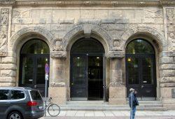 Amtsgericht Leipzig. Foto: Alexander Böhm