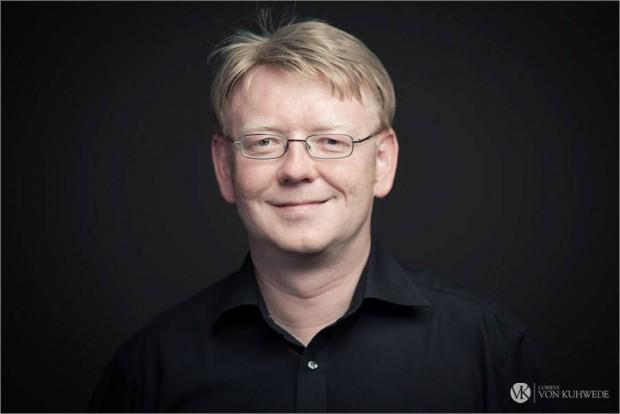 Andreas Schmidt. Foto: Corwin von Kuhwede