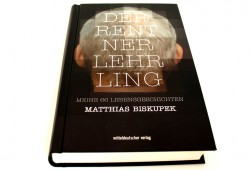 Matthias Biskupek: Der Rentnerlehrling. Foto: Ralf Julke