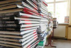 Vorbereitung für den Schuljahresstart im Gymnasium. Foto: Marko Hofmann