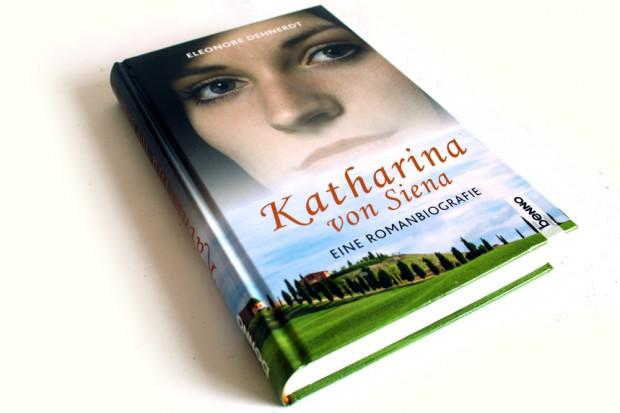 Eleonore Dehnerdt: Katharina von Siena. Foto: Ralf Julke