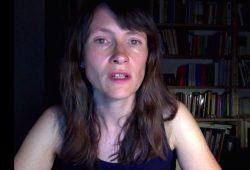 Heike Geißler - das Video erklärt sich von selbst. Screenshot L-IZ.de