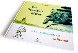 Kai Lüftner, Eva Muszynski: Der Gewitter-Ritter. Foto: Ralf Julke