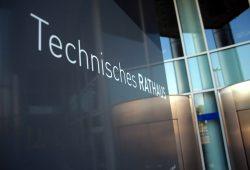 Technisches Rathaus. Foto: Alexander Böhm