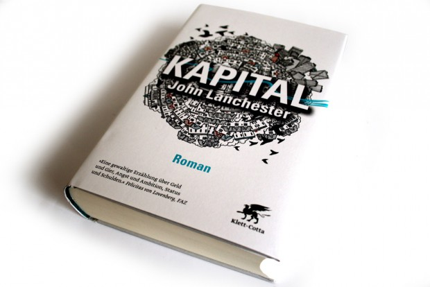 John Lanchester: Kapital. Foto: Ralf Julke