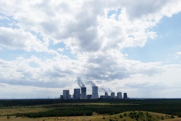 Mit der Kohle aus dem Tagebau Nochten wird das Kraftwerk Boxberg befeuert. Foto: Marko Hofmann