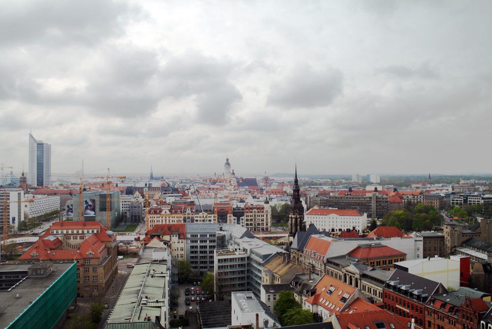 Hoffnungsvolle Klimaschutzkommune im Jahr 2011. Archivfoto: Ralf Julke