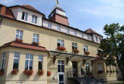 Das Markkleeberger Rathaus. Foto: Matthias Weidemann