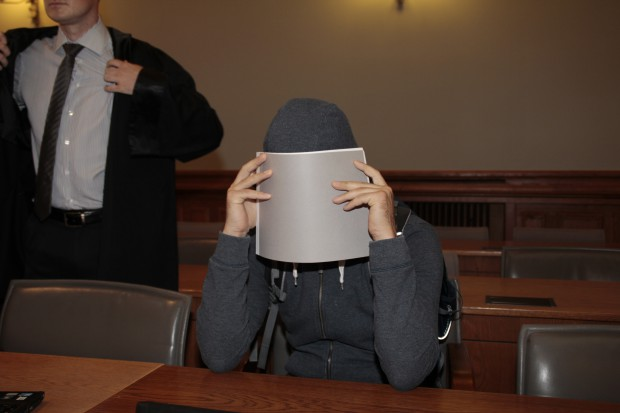 Sozialarbeiter Tino H. wurde am 1. April 2016 nach 3,5 Jahren endgültig vom Vorwurf der fahrlässigen Tötung freigesprochen. Foto: Martin Schöler