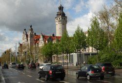 Mehr als ein Drittel des Leipziger CO2-Aufkommens stammt aus dem Verkehr. Foto: Ralf Julke